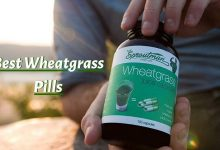 Best Wheatgrass Pills