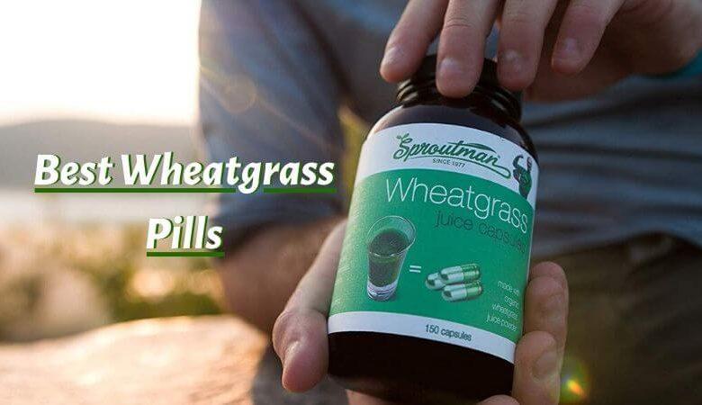 Best Wheatgrass Pills