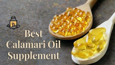 Best Calamari Oil Supplement