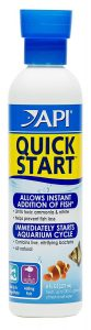 API Bacteria supplement for fish tank