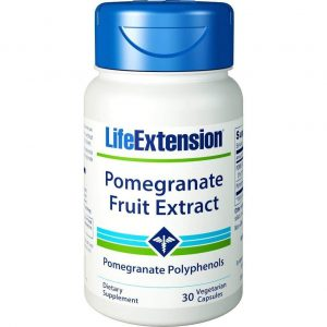 Pomegranate Extract Capsules