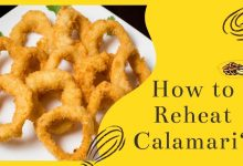 How to Reheat Calamari
